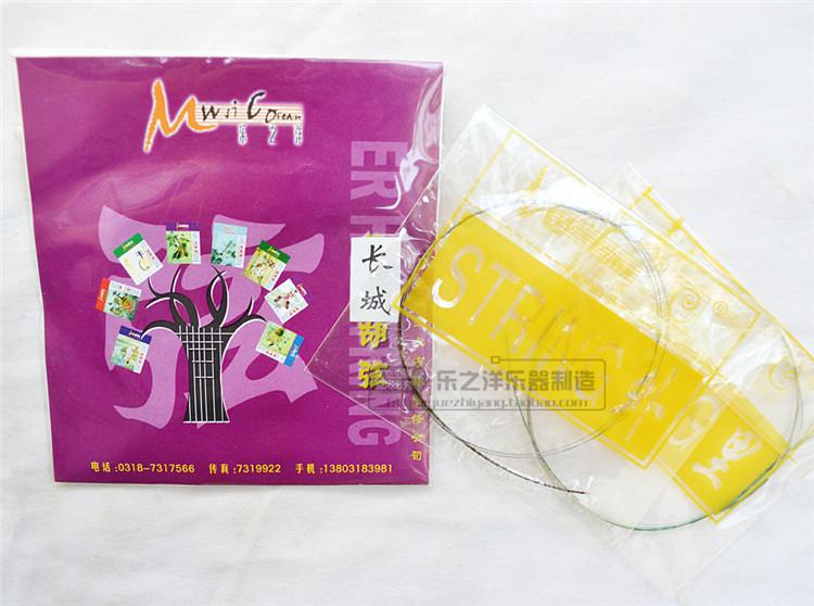 长城二胡弦   YM0805