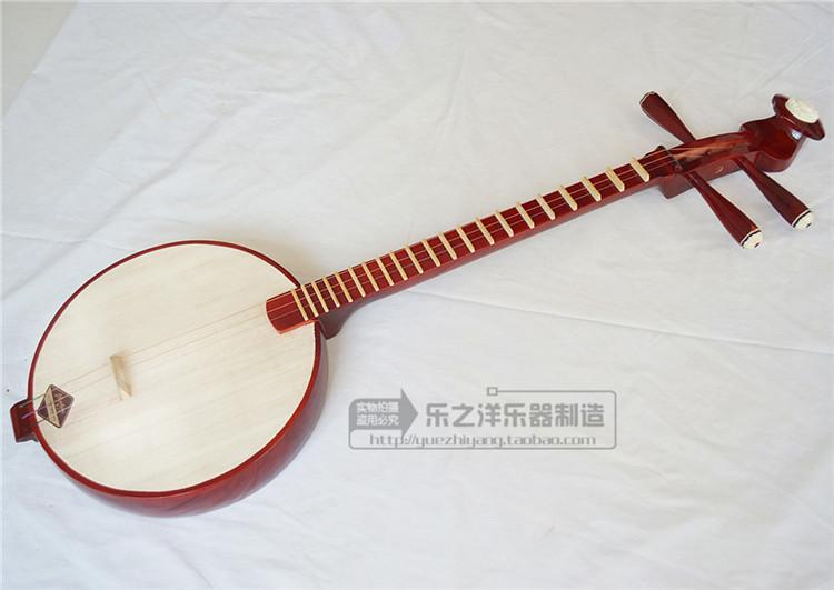 高级头花秦琴  G81501